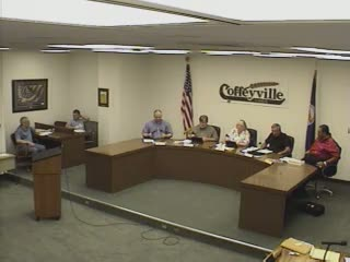 08-23-2011 Commission Meeting