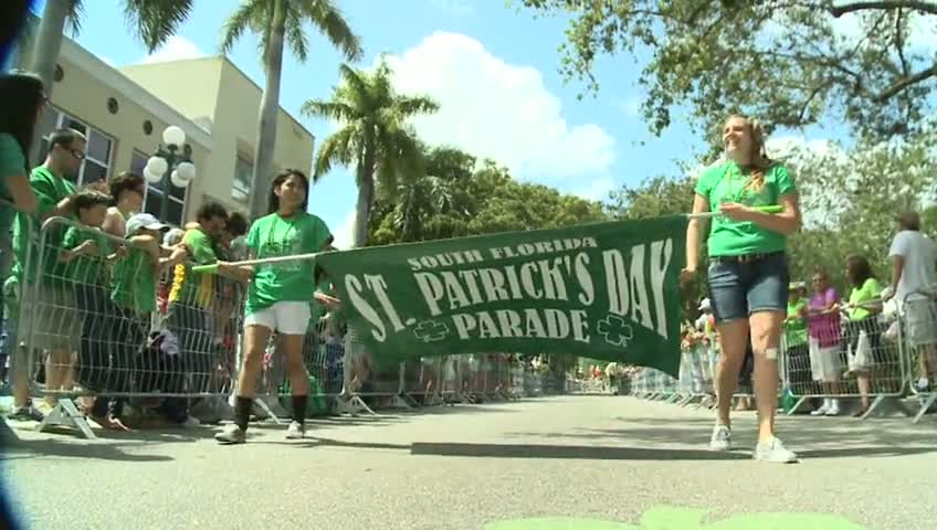 St. Patrick&#39;s Day Parade &amp; Festival - Highlights