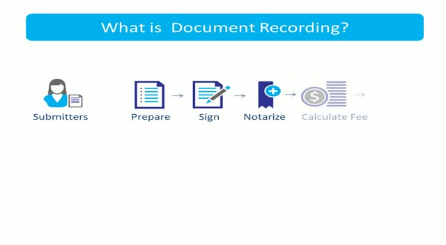 E-Recording Informational Video