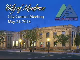 City Council Meeting - May 21, Part 1