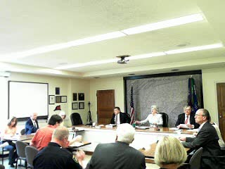 County Commissioners' Meeting 05232013