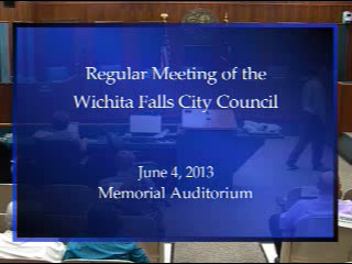 City Council Part 1 6-4-2013