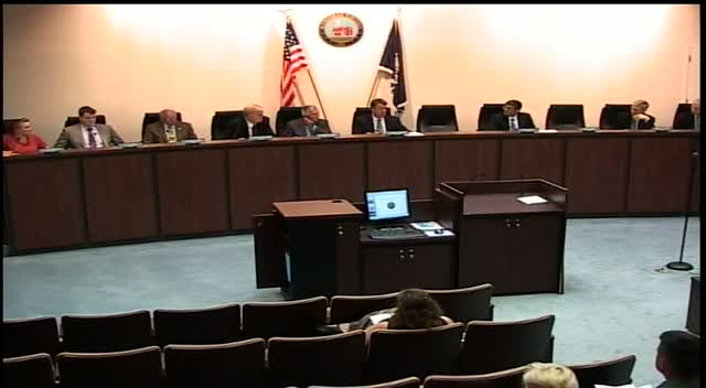 July 22 Manassas City Council Meeting
