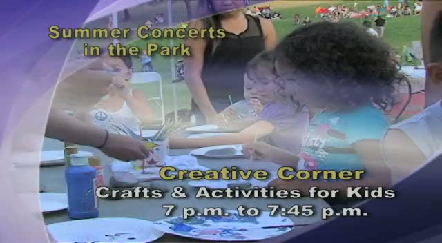 Concert in the Park August 21, 2013