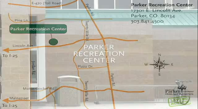 Parker Recreation Center Virtual Tour