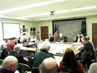 County Commissioners' Meeting 12052013