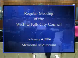 City Council 2-4-2013 Part 1