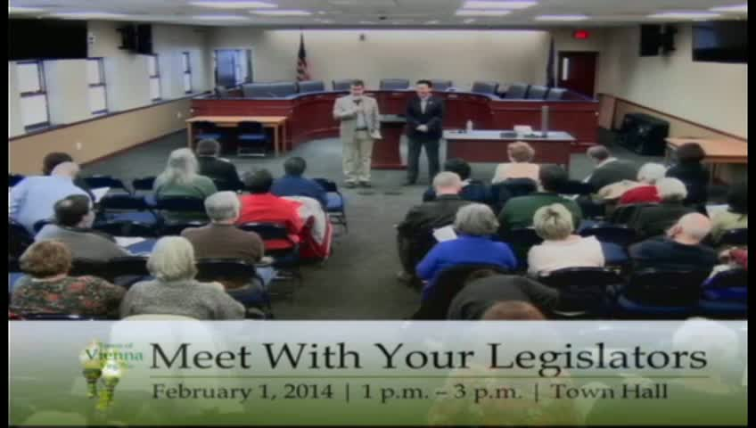 Meet With Your Legislators