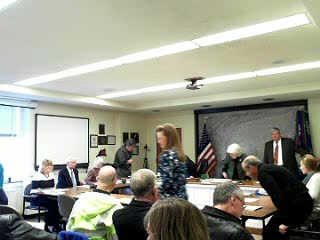 County Commissioners' Meeting 02271014