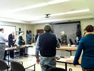 County Commissioners' Meeting 03032014