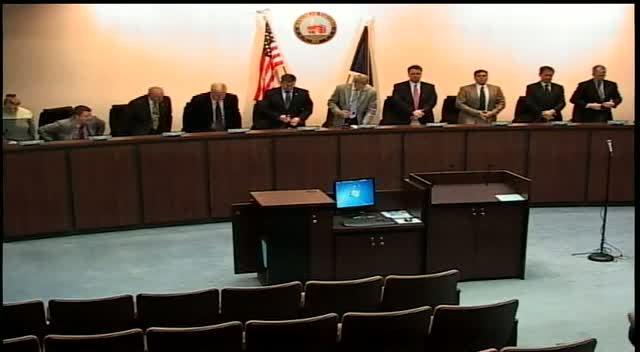Feb 24 Manassas City Council Meeting