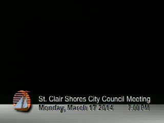 City Council Meeting March 17