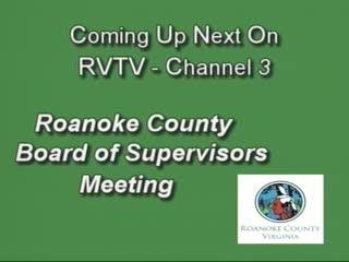 Board of Supervisors Meetings