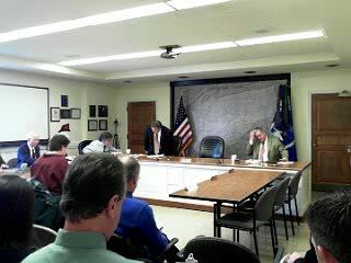 County Commissioners' Meeting 03272014