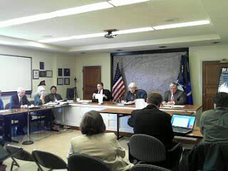 County Commissioners' Meeting 03312014