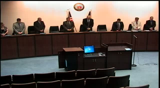 May 19, 2014 Manassas City Council Meeting