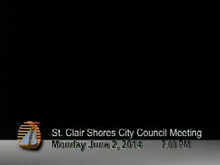 Council Meeting June 2, 2014