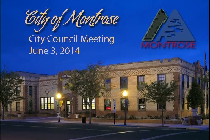 City Council Meeting June 3