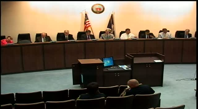 June 16, 2014 Manassas City Council Meeting