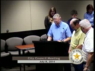City Council - July 8, 2014