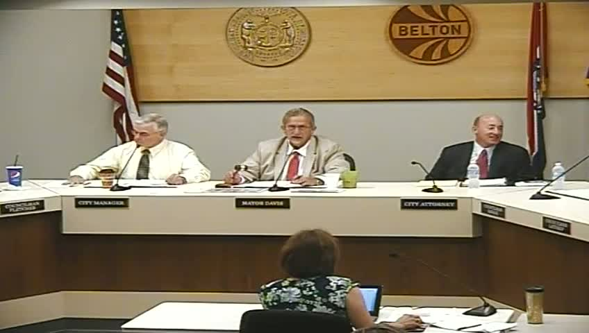 July 8, 2014 City Council Meeting