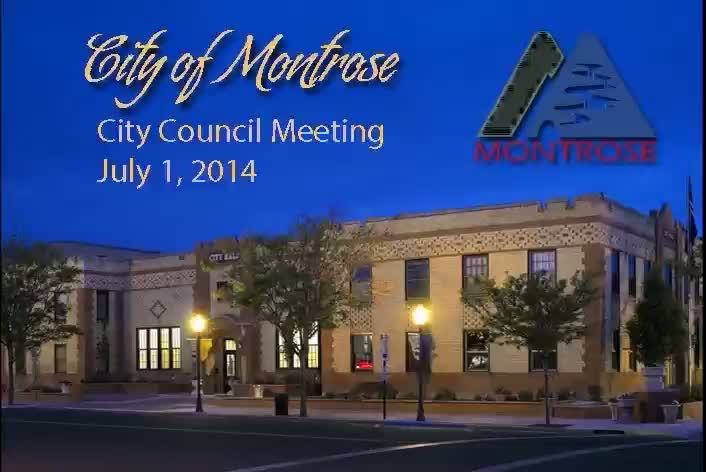 City Council Meeting July 1