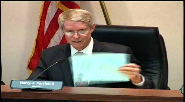July 21, 2014 Manassas City Council Meeting