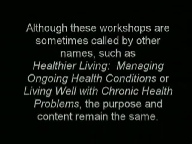 Managing Ongoing Health Conditions