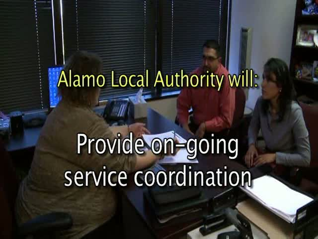 Alamo Local Authority Videos