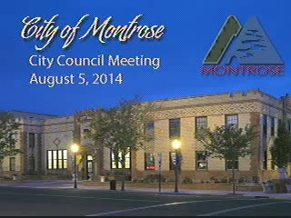 City Council Meeting August 5
