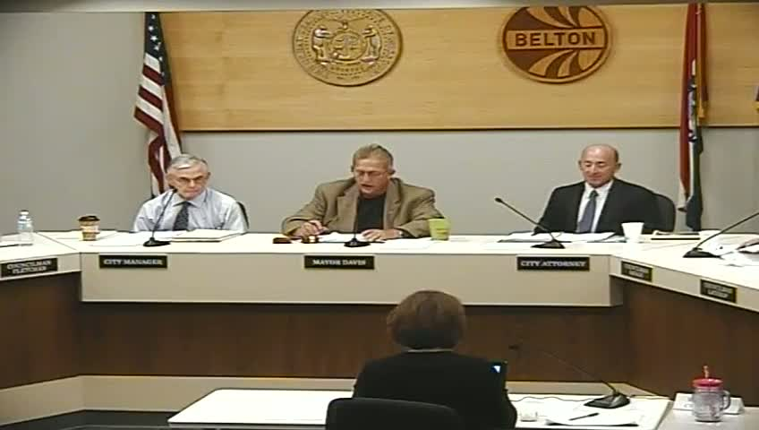 August 12, 2014 City Council Meeting