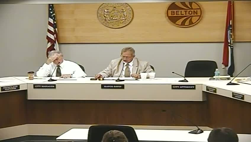 August 19, 2014 Council Meeting