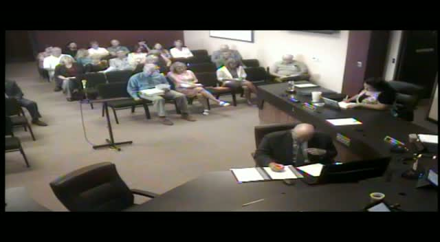 August 19, 2014 City Commission Meeting