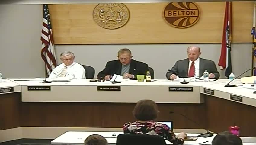 August 26, 2014 Council Meeting
