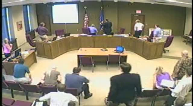 August 19, 2014 Goodhue County Board