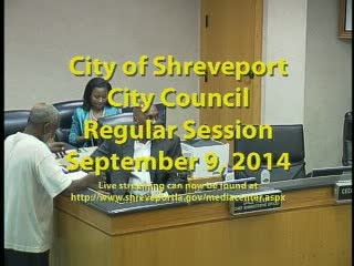 09-09-2014 Administrative Session