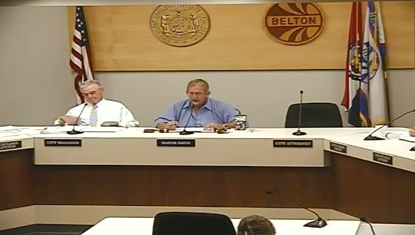 September 16, 2014 Council Meeting