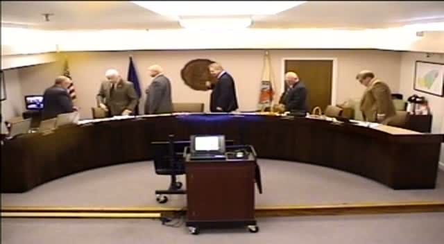 Board of Supervisors Meeting - September 23, 2014