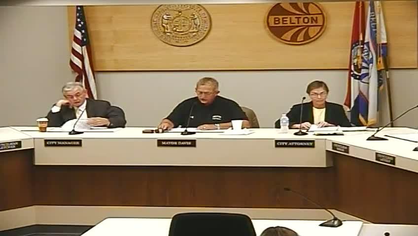 October 7, 2014 City Council Meeting