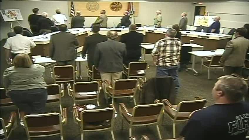 October 14, 2014 City Council Meeting