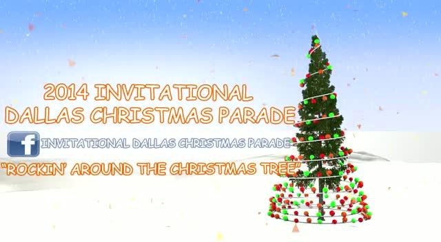 Dallas Christmas Parade 2014