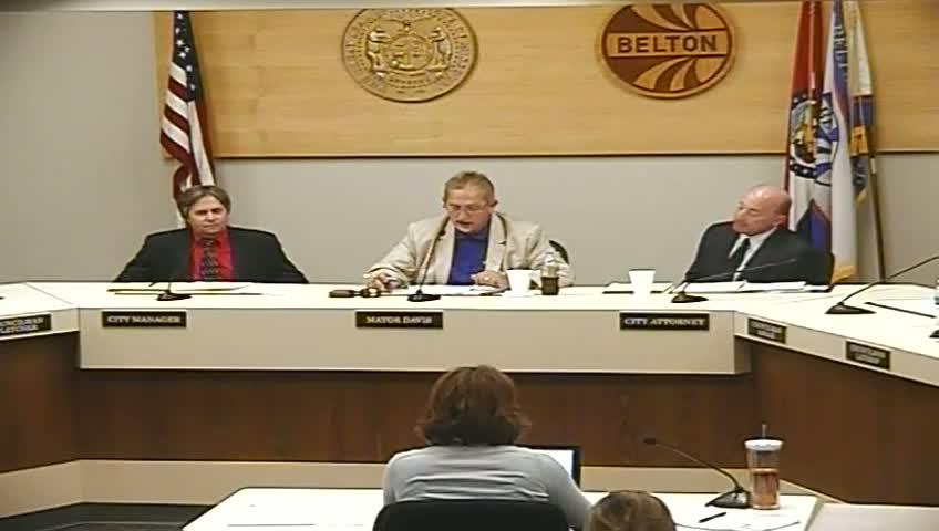 October 28. 2014 City Council Meeting