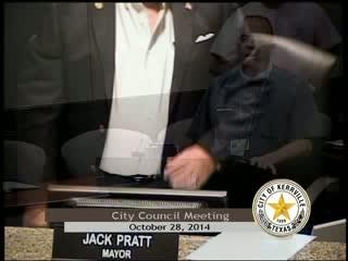 City Council - October 28, 2014