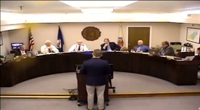 Board of Supervisors Meeting - October 28, 2014