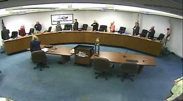 City Council Meeting of November 18, 2014