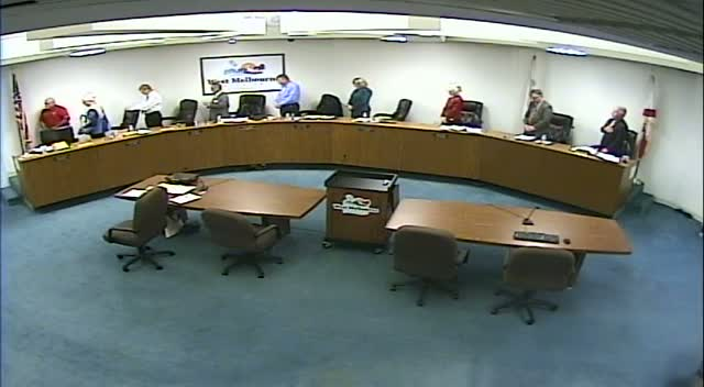 City Council Meeting of December 2, 2014