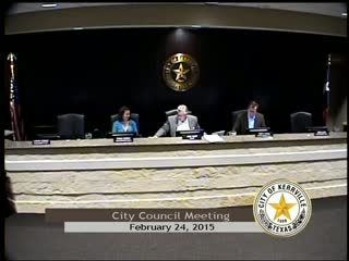 City Council - February 24, 2015