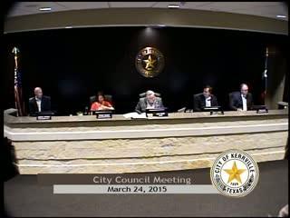 City Council - March 24, 2015