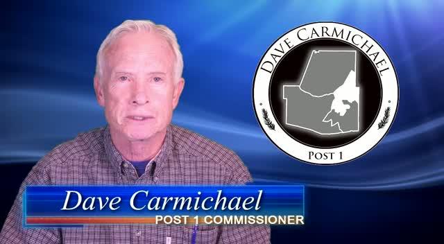 Post 1 Com. Carmichael