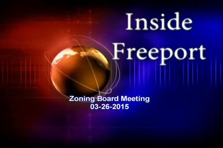 Zoning Board